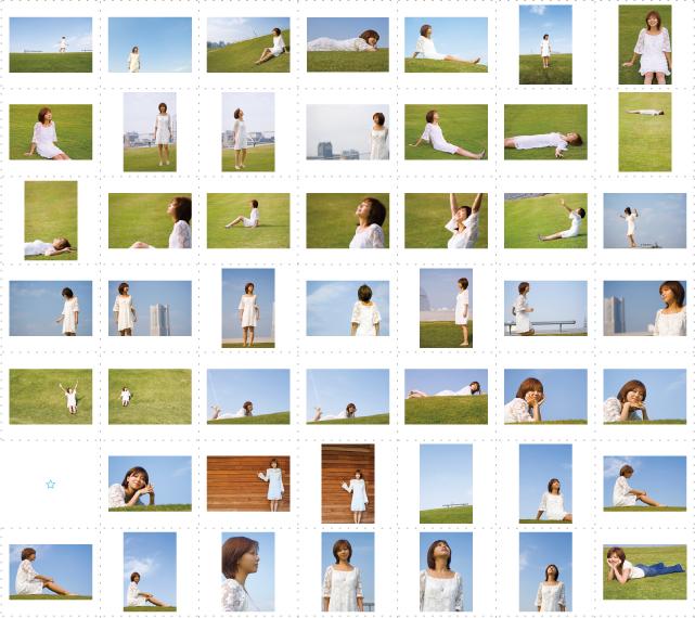 写真素材 女性イメージ1