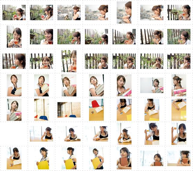 写真素材 女性イメージ2